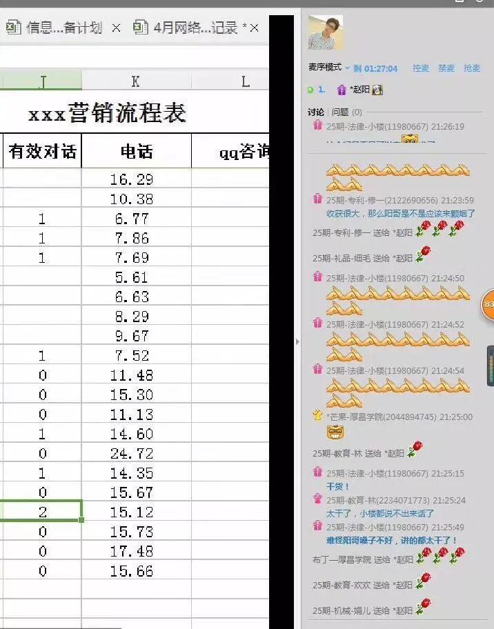 赵阳竞价培训学员好评4